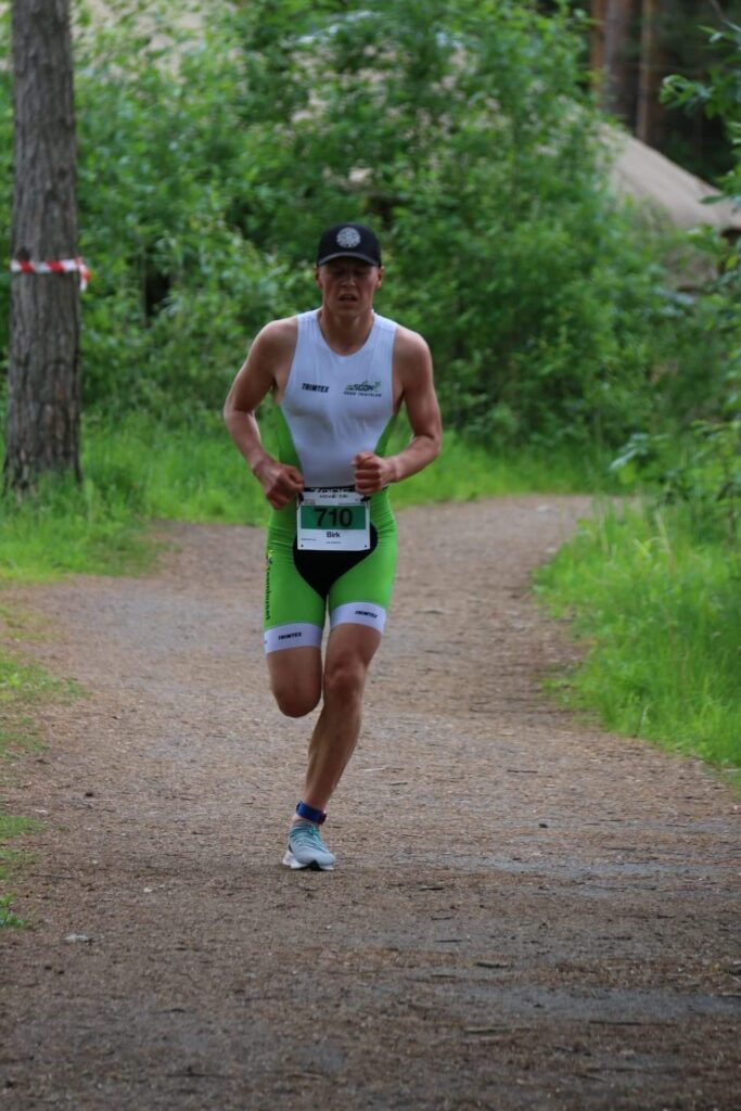 Birk Eyde - Triathlon